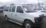 2011 FORD ECONOLINE E350 SUPER DUTY WAGON #1323633369