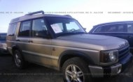 2004 LAND ROVER DISCOVERY II SE #1324260326