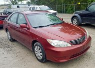 2005 TOYOTA CAMRY LE #1328124673