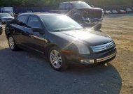 2008 FORD FUSION SEL #1328702013