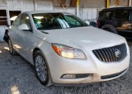 2012 BUICK REGAL PREM #1332854026