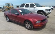2007 FORD MUSTANG #1334449279