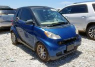 2008 SMART FORTWO PAS #1334747876