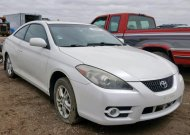 2008 TOYOTA CAMRY SOLA #1335890926