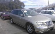2005 CHRYSLER PACIFICA LIMITED #1338009249
