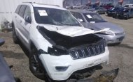 2018 JEEP GRAND CHEROKEE LIMITED #1338624739