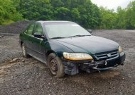 2001 HONDA ACCORD VAL #1339475423