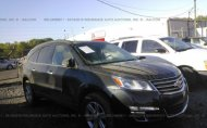2013 CHEVROLET TRAVERSE LT #1339796713