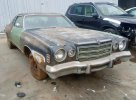 1977 DODGE CHARGER #1341952833