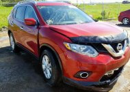 2016 NISSAN ROGUE S #1341967903