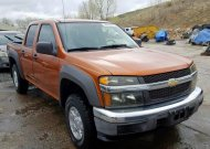 2007 CHEVROLET COLORADO #1342576986