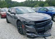 2015 DODGE CHARGER SX #1344329926