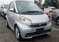 2014 SMART FORTWO #1346168336