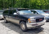 1999 GMC NEW SIERRA #1350388786
