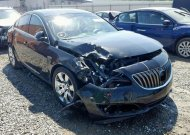 2015 BUICK REGAL PREM #1354947389