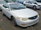 2001 TOYOTA CAMRY SOLA #1356684056