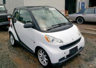 2008 SMART FORTWO PAS #1358471933