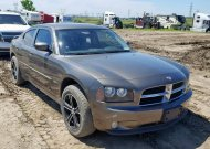 2008 DODGE CHARGER R/ #1358479089