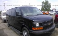 2013 CHEVROLET EXPRESS G3500 LS #1359298136