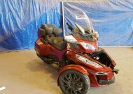 2016 CAN-AM SPYDER ROA #1359657683