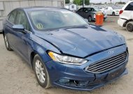 2018 FORD FUSION S #1360207273