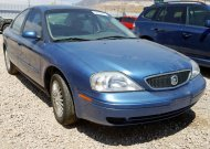 2002 MERCURY SABLE GS #1360875519
