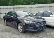 2014 FORD FUSION S #1370599596