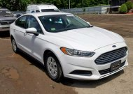 2013 FORD FUSION S #1371161743
