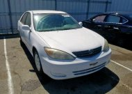 2002 TOYOTA CAMRY LE #1375026423
