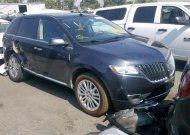 2013 LINCOLN MKX #1378610719