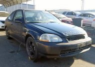 1997 HONDA CIVIC DX #1379765143