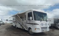 2007 WORKHORSE CUSTOM CHASSIS MOTORHOME CHASSIS W24 #1380147826