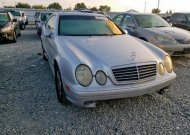 2001 MERCEDES-BENZ CLK 430 #1382422746