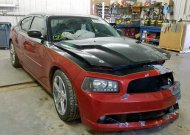 2010 DODGE CHARGER R/ #1383031469