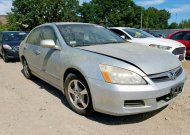 2007 HONDA ACCORD HYB #1384177966
