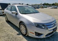2010 FORD FUSION HYB #1384205026
