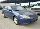 2002 TOYOTA CAMRY LE #1384657256