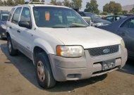 2001 FORD ESCAPE XLS #1388195449