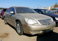 2010 CHRYSLER SEBRING LI #1389712483