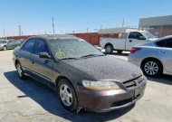 1998 HONDA ACCORD EX #1389767246