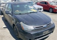 2011 FORD FOCUS SES #1390221983