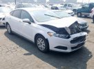 2013 FORD FUSION S #1391242956