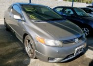 2007 HONDA CIVIC LX #1391243199