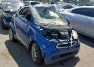 2008 SMART FORTWO PUR #1391381736