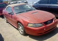 2001 FORD MUSTANG #1391907509