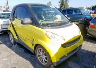 2008 SMART FORTWO PUR #1392059216