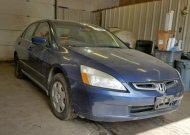 2005 HONDA ACCORD LX #1392077799