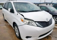 2011 TOYOTA SIENNA LE #1395312666