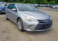 2015 TOYOTA CAMRY LE #1396894449