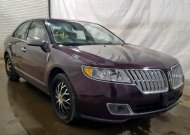 2012 LINCOLN MKZ #1399091049